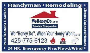 Lynnwood, WA Handyman Services